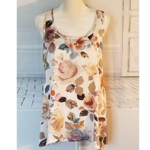 Spense Sleeveless Top